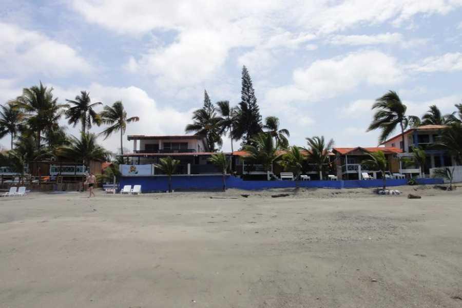Viajando por Ecuador CABAÑAS ISLAS DEL SOL