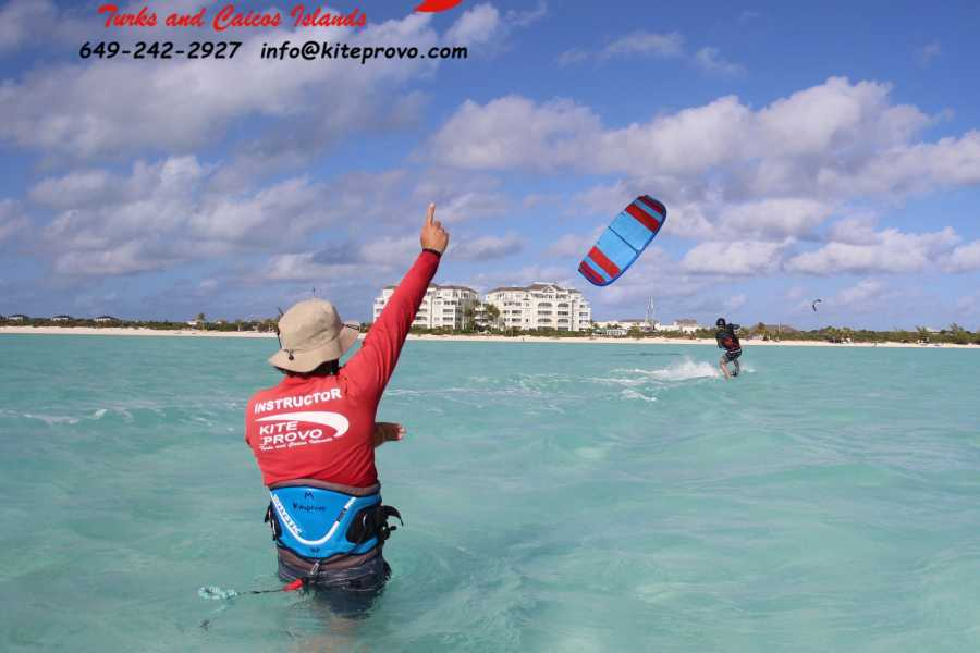 Kite Provo & SUP Provo Kiteboarding Lessons - Fast Track - Group Rate
