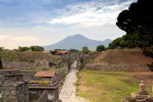 Pompeii & Vesuvius Experience from Positano