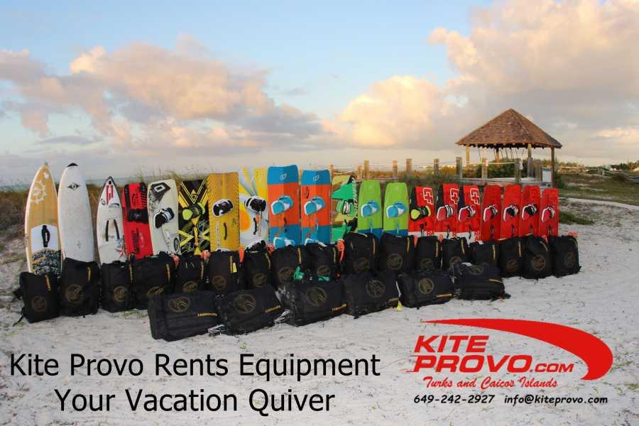 Kite Provo & SUP Provo Rentals - Kiteboarding Kite