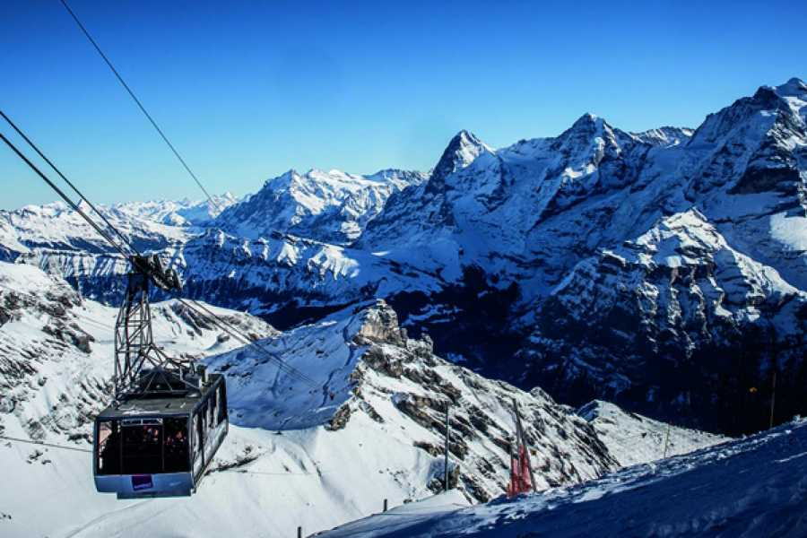 Schilthorn Cableway Ltd. Single Tickets