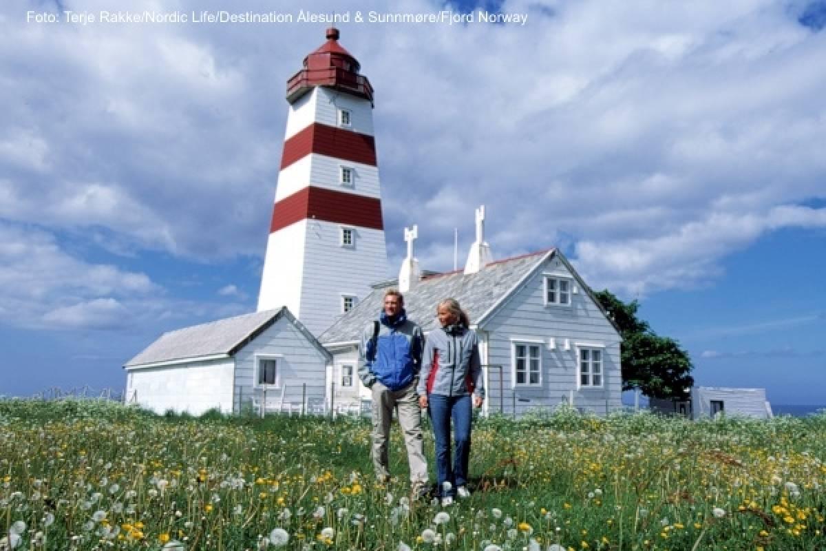 FRAM Round trip to Godøy & Alnes Lighthouse