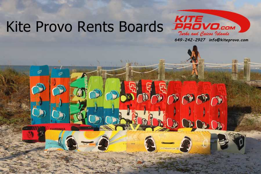 Kite Provo & SUP Provo Rentals - Kite Boards - Twintips, Surfboards, & Hydrofoil Boards