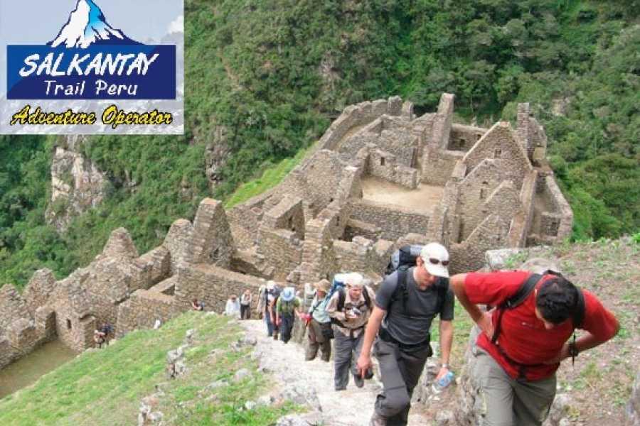 SALKANTAY TRAIL PERU CAMINO INKA  4D/3N