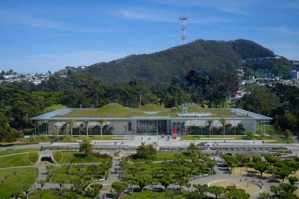 Dream Vacation Builders California Academy of Sciences San Francisco Admission Only