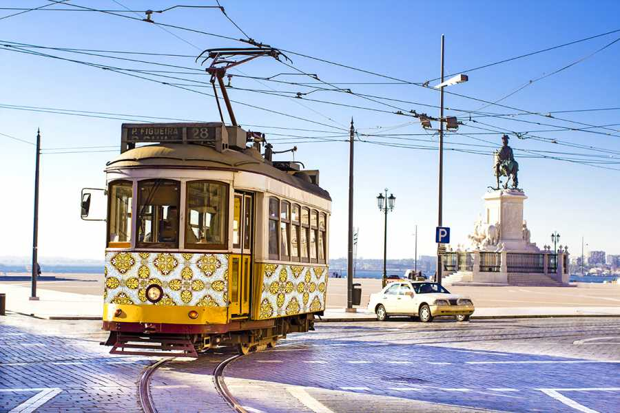 SANDEMANs NEW Lisbon Tours FREE Tour of Lisbon