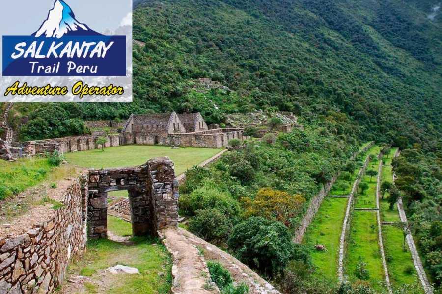 SALKANTAY TRAIL PERU CHOQUEQUIRAO TREK 5 DAYS / 4 NIGHTS