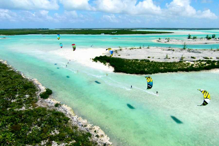Kite Provo & SUP Provo Kiteboarding Adventure Trips - Kite The Island