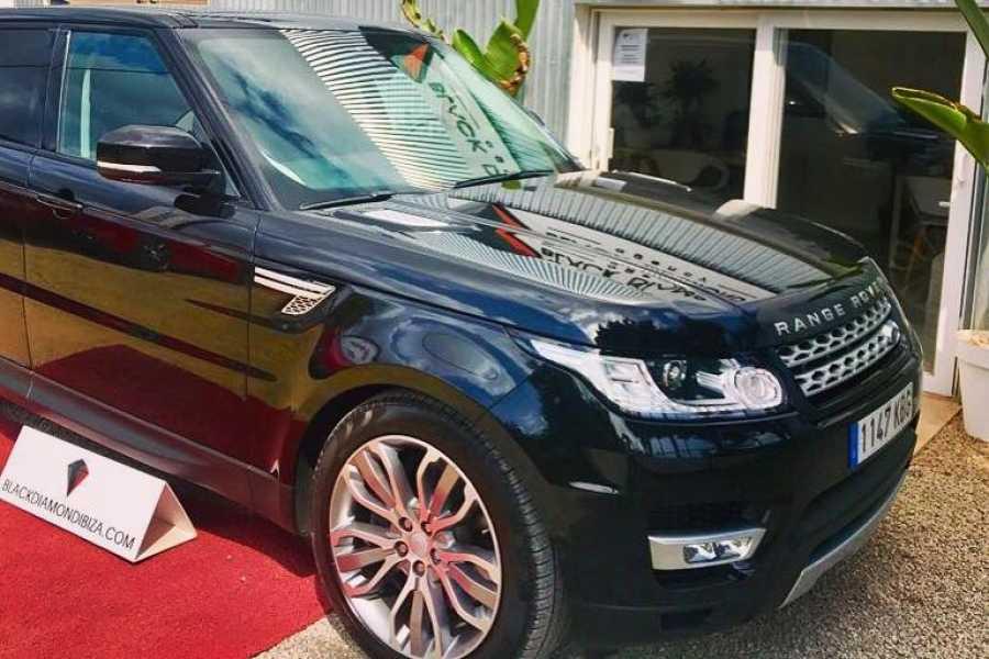 Ibiza Jeep Tours Range Rover Sport