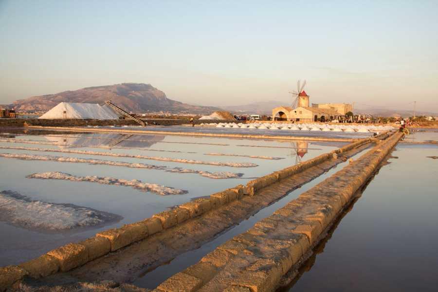 Travel Taste Sicily by Egatour Viaggi Riserva delle Saline di Trapani e Paceco