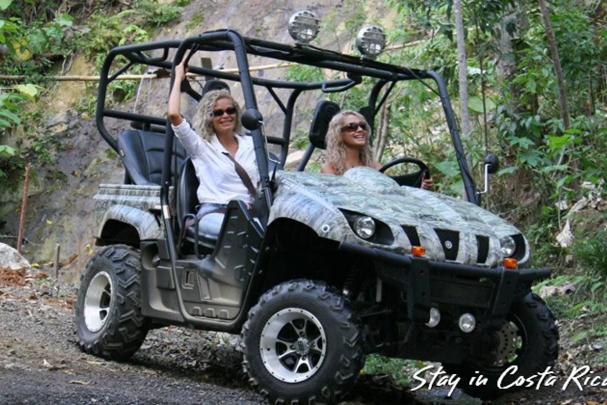 Kelly's Costa Rica UTV Golden Coast