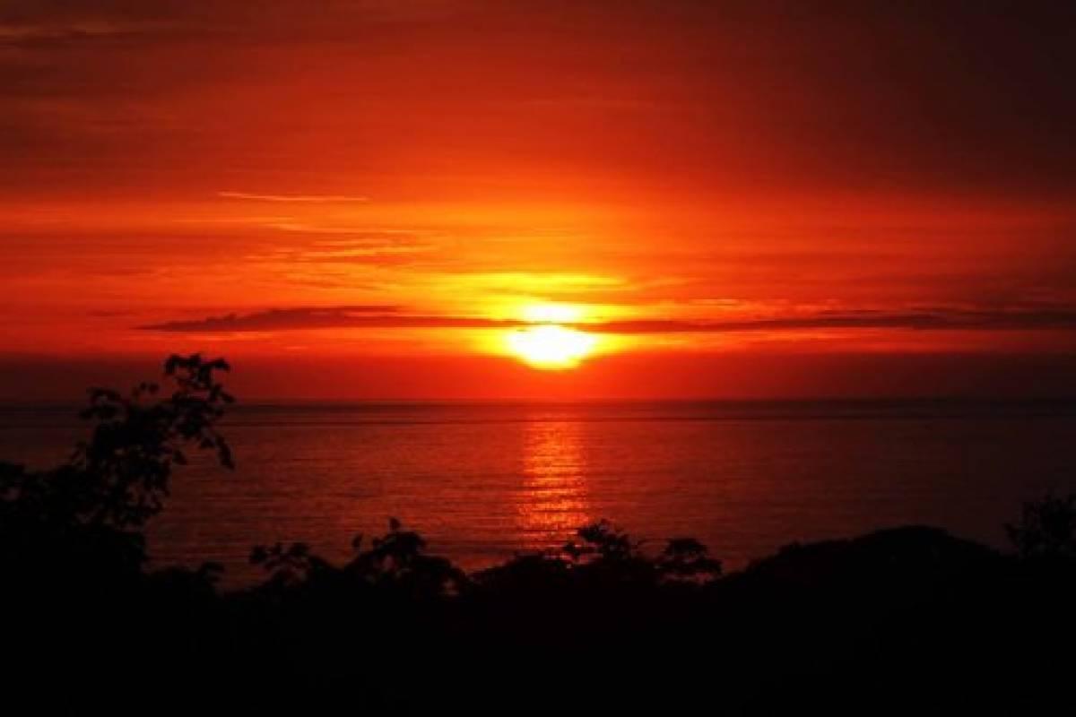 Kelly's Costa Rica UTV and sunset