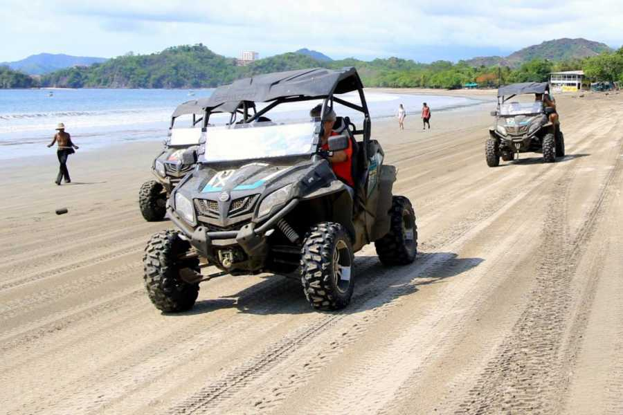 Kelly's Costa Rica UTV surf trip north