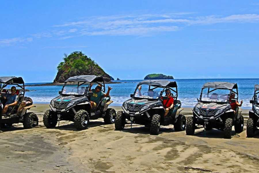 Kelly's Costa Rica UTV surf trip south