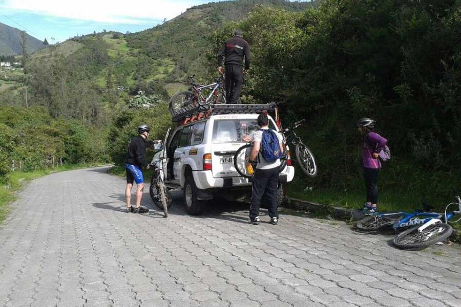 Viajando por Ecuador CICLOPASEO QUITO