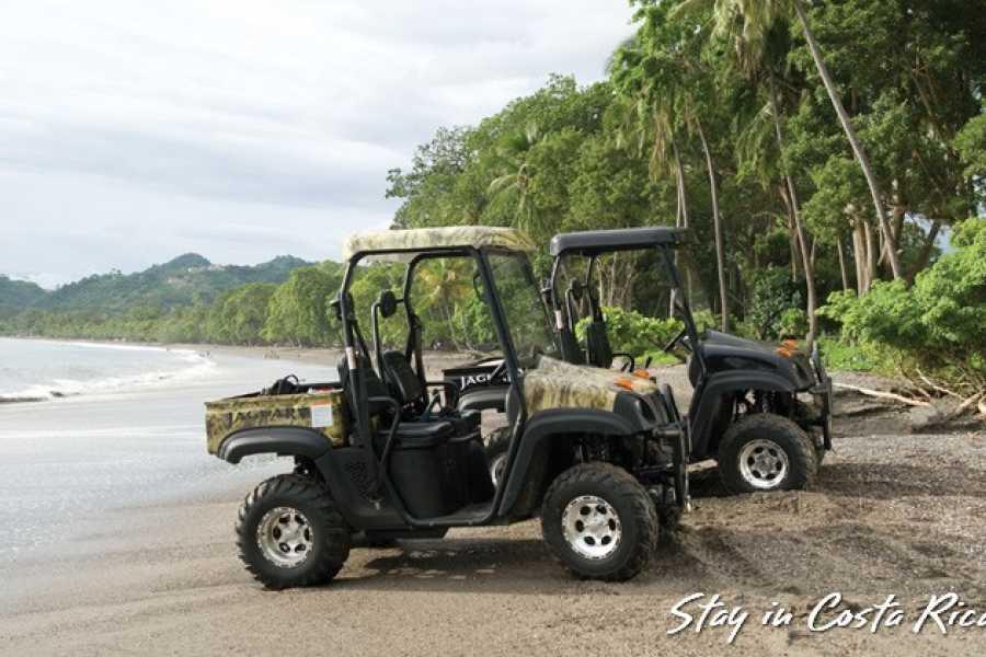 Kelly's Costa Rica UTV Southern Golden Coast