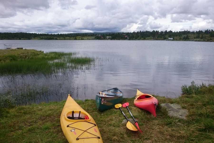 AktiviNatur.com Kanoleie 1 dag, Nevelvann (Nordseter)