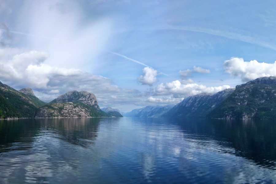 Fjordexpedition BIG Lysefjord Adventure (3days)