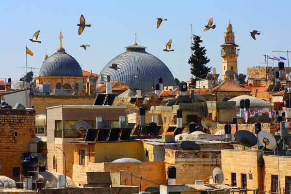 SANDEMANs NEW Europe Jerusalem Appetiser Private City Tour