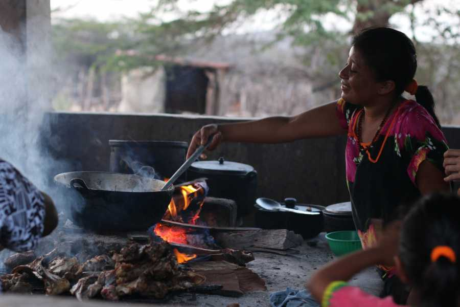 Macuira Tours S.A.S Be an authentic wayuu, Long live the wayuu cosmogony, 6 Nights And 7 Days