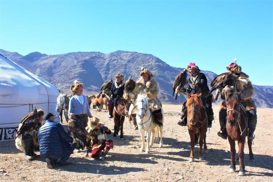 The Great Mongolian Adventures The Golden Eagle Festival 2019 12 Days