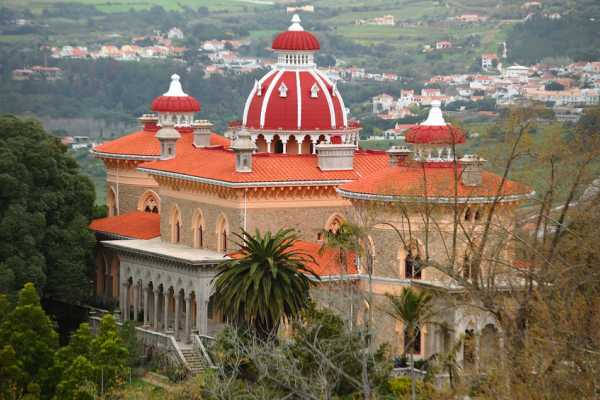Lisbon on Wheels Private Sintra Tour from Lisbon with Wine Tasting and Monserrate Palace