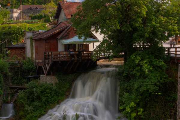 Degenija Tours Rastoke & Barac Caves Tour with cheese tasting