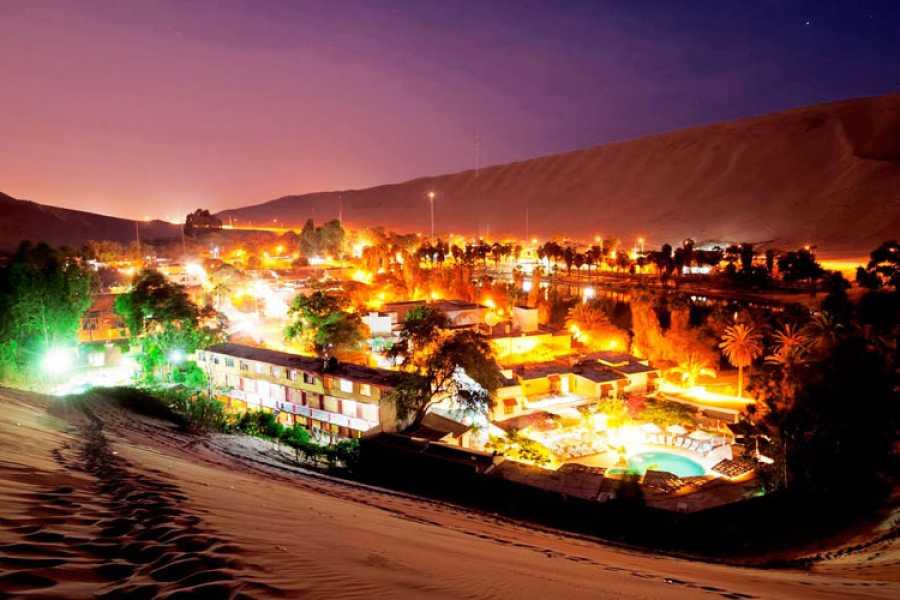 mystic lands peru CITY TOUR EN ICA + ISLAS BALLESTAS