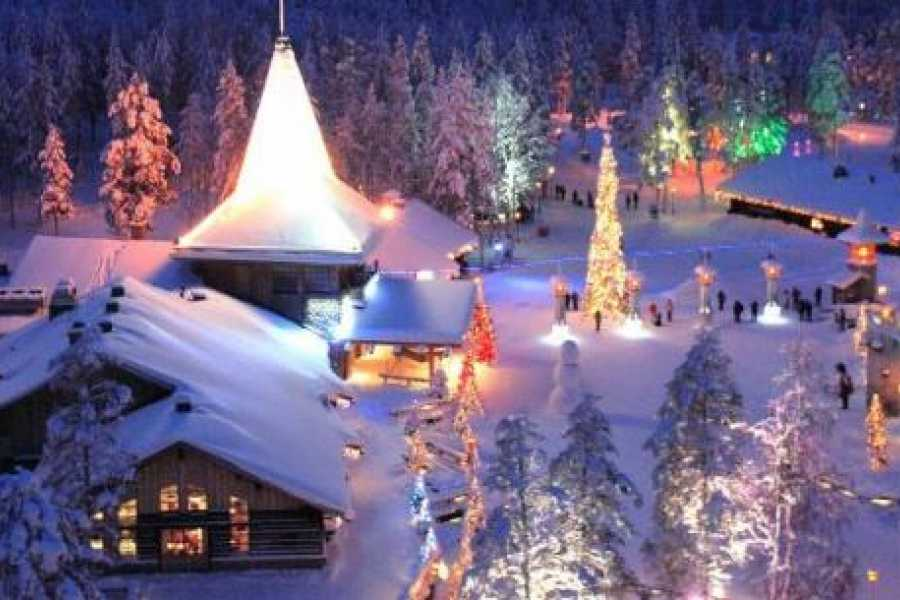 Places to Love Rovaniemi  - Il Regno di Babbo Natale