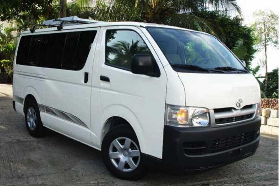 Kelly's Costa Rica Transfer Tamarindo - La fortuna