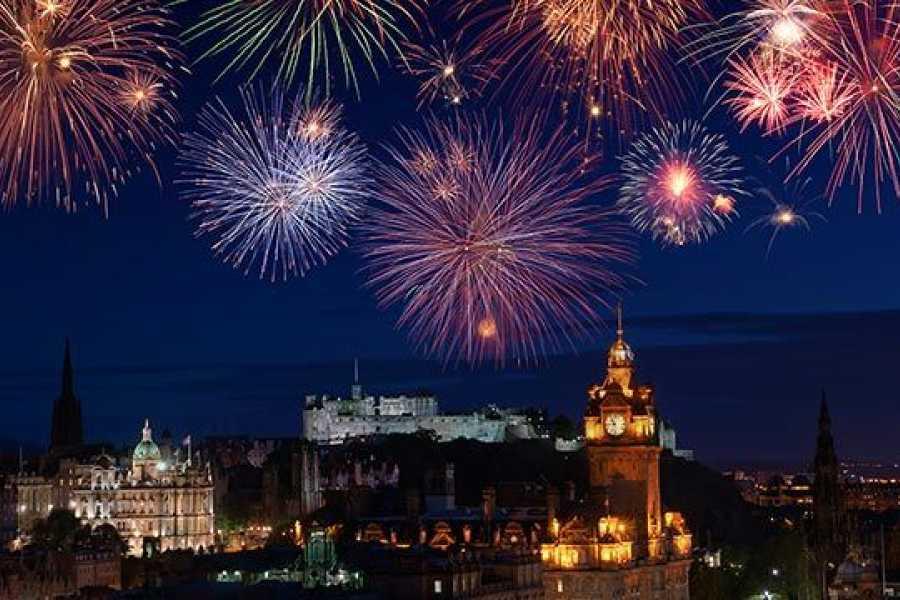 Places to Love Capodanno a Edimburgo