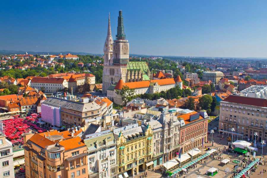 Degenija Tours Plitvice Lakes - Zagreb Private Transfer