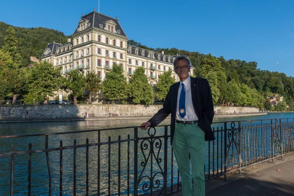 Interlaken Tourismus Stadtführung: Blutiges Thun (deutsch)
