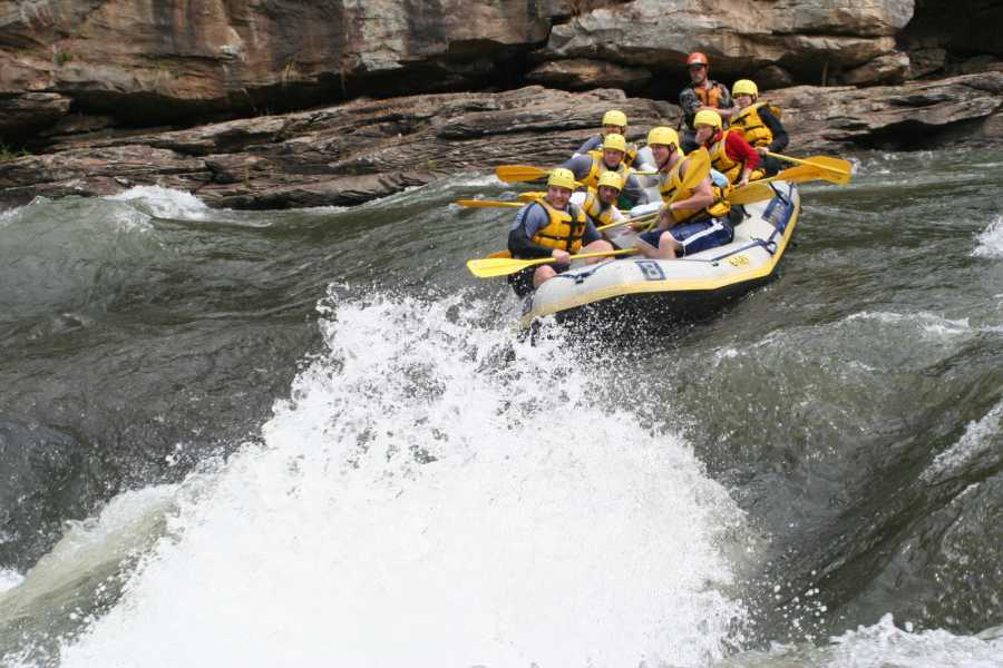 West Virginia Adventures $99 Sunday Lower Gauley (Fall)