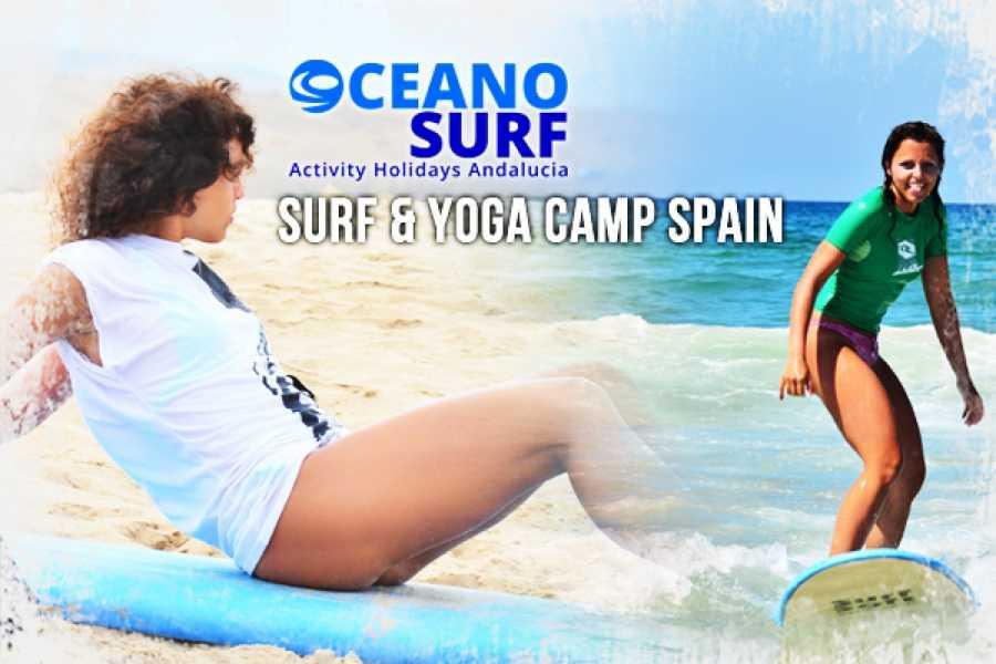 Oceano Surf Camps Surfen und Yogaurlaub Spanien