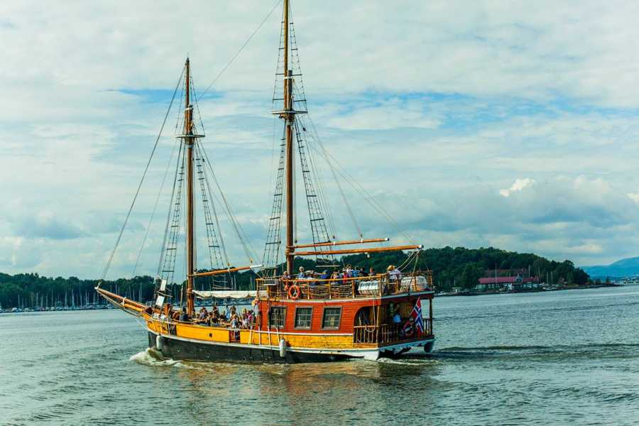 Norway Yacht Charter AS & Båtservice Sightseeing AS CITY CRUISE HOP ON – HOP OFF! (OPEN TICKET FOR 24HRS)