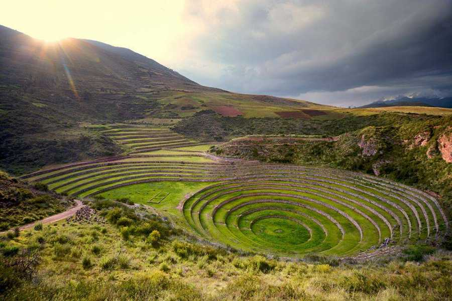 Conde Travel Circuit of Maras and Moray tour