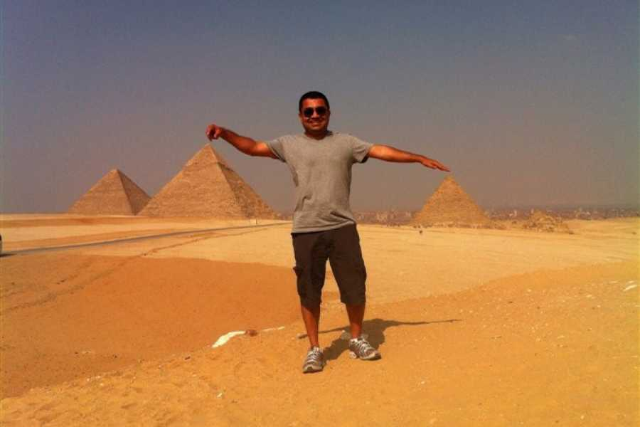 EMO TOURS EGYPT cairo in one day trip visit giza pyramids museum and market