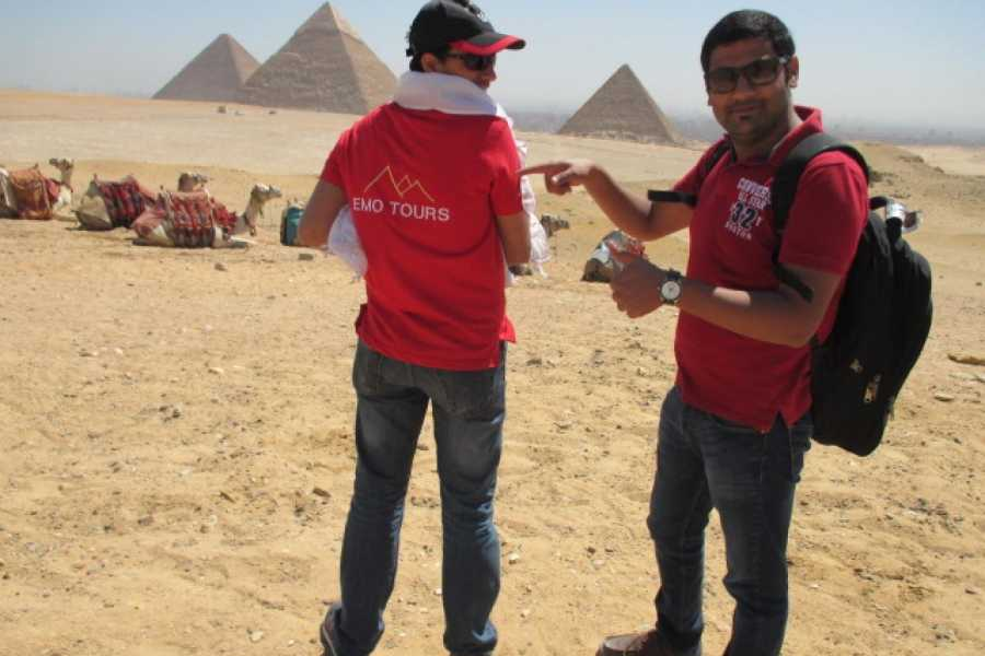 EMO TOURS EGYPT best cairo things to visit giza pyramids memphis saqqara and dahshur