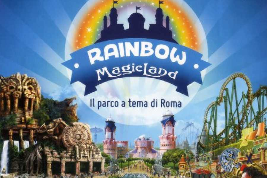 Places to Love Rainbow Magicland - Parco + Hotel