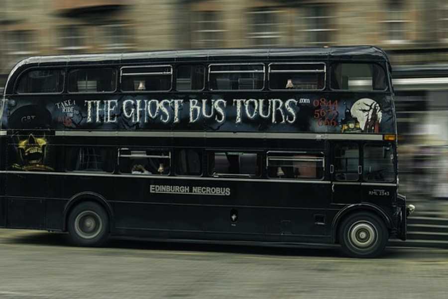 Places to Love Tour dei Fantasmi - Edimburgo - Scozia -