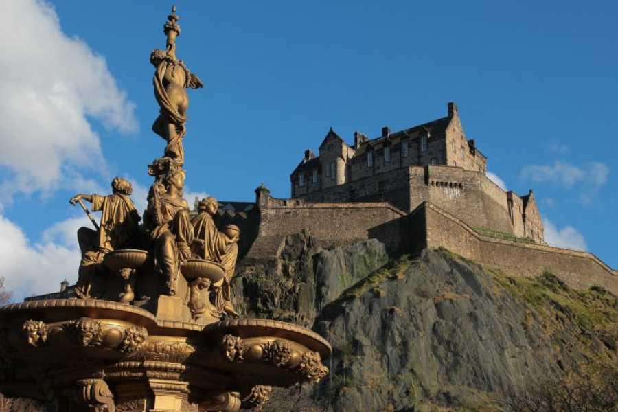 Places to Love Passaggiata Storica Edimburgo - Guida in italiano -