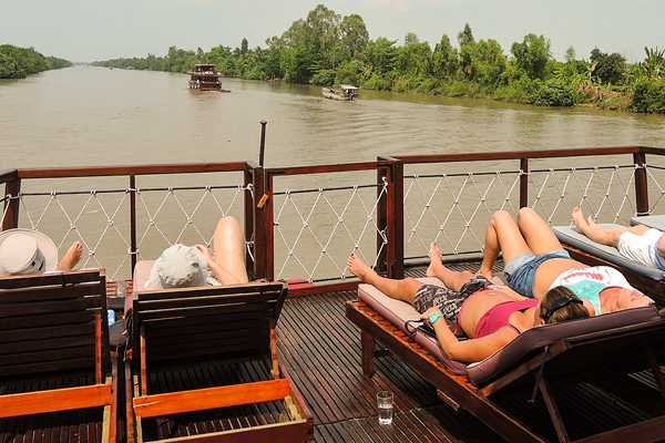 Ho Chi Minh City to Mekong 2 days cruise - Vietnam Travel Agency