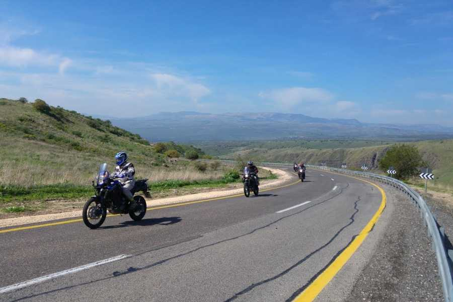 Bikelife - Motorcycle Tours in Israel Israel Highlights -self guided