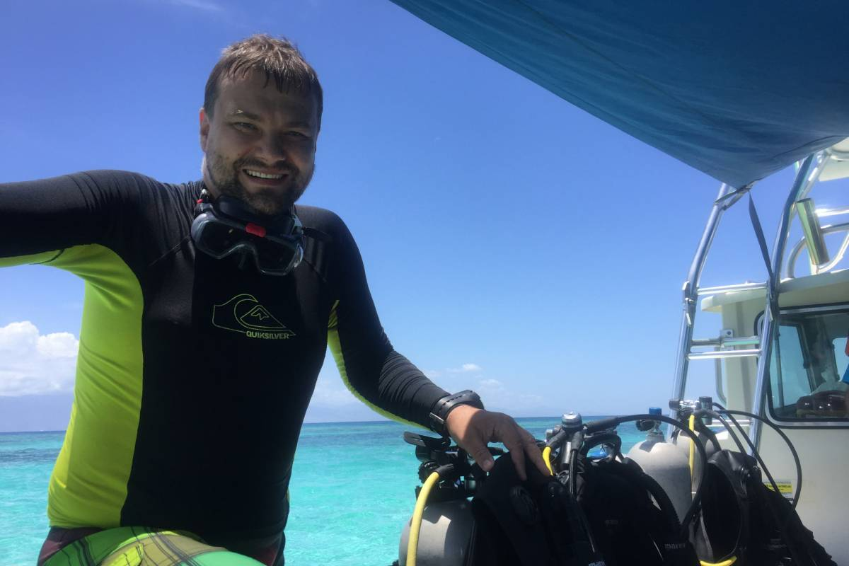 Marina Blue Haiti Charte de plongée sous-marine guidée Plus