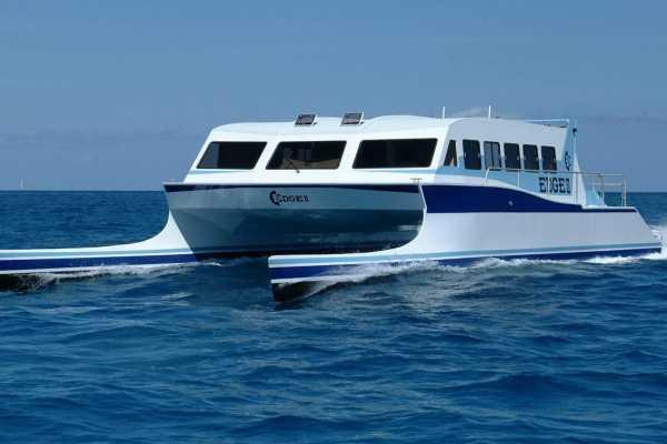 Aqua Mania Adventures HURRICANE RELIEF: St Kitts to Saba