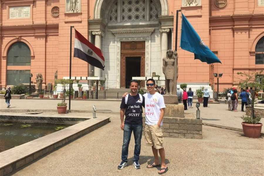 EMO TOURS EGYPT Budget guided Cairo tours visit Egyptian Museum