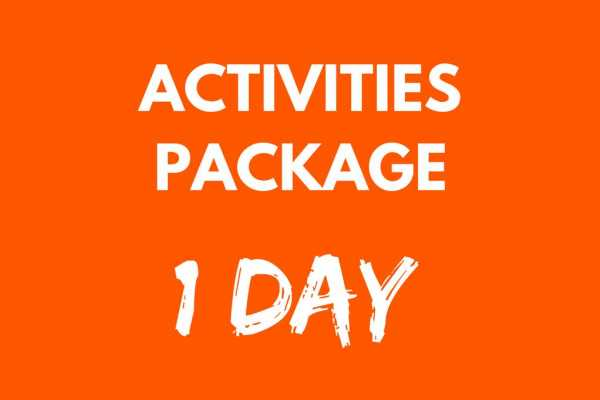 1 Day Discovery Package