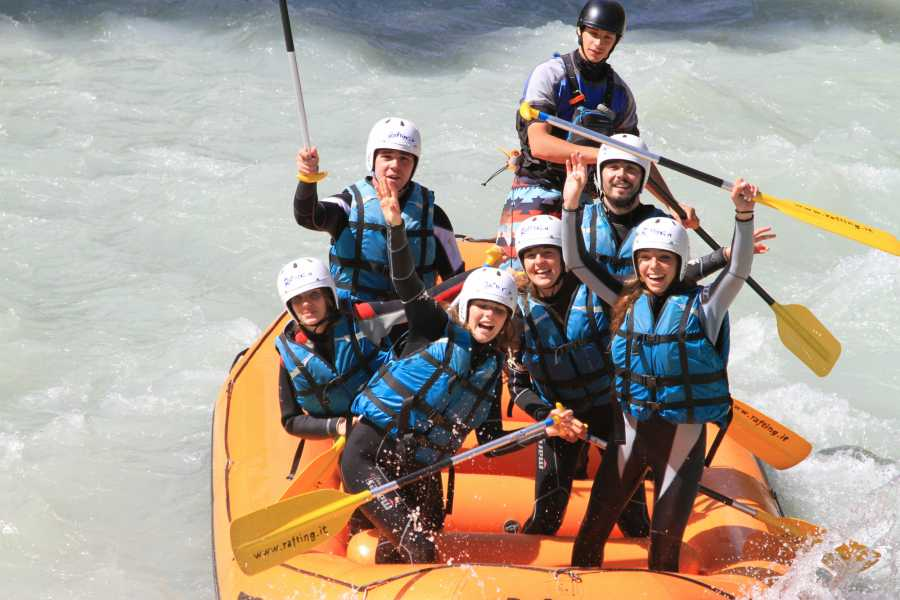 Rafting.it Battesimo Top