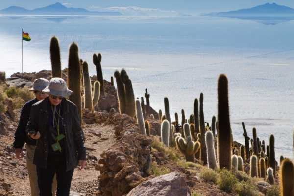 Late Bolivia Bolivia Trip: Salar de Uyuni with Tayka Hotels Shared Tour
